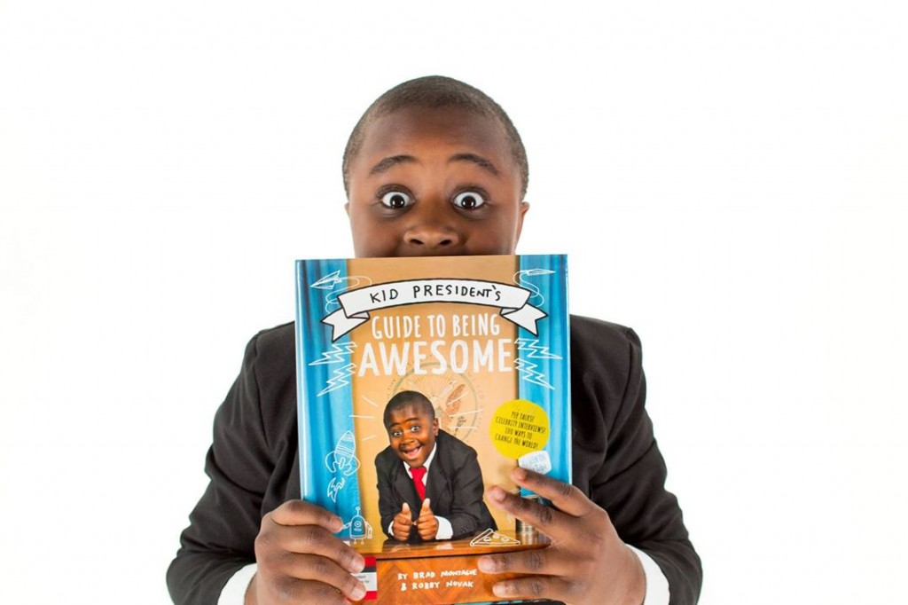 Kid President: Giving JRE a Reason to Dance