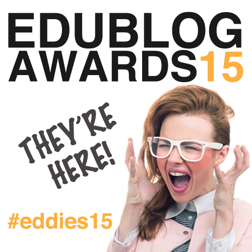 "JRE Library Blog Nominated for ""Best Library Blog"" by Edublog Readers"